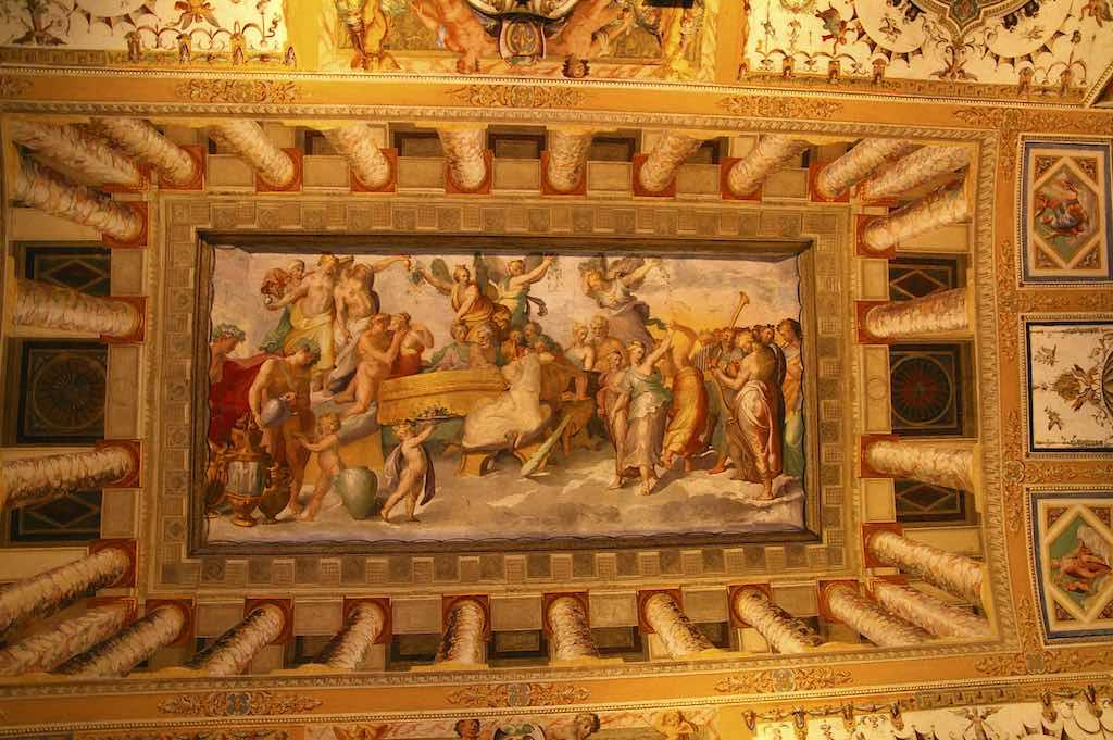 Interieur Villa d'Este