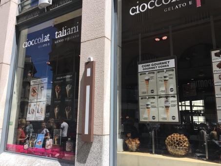 cioccolati italiani milaan 1