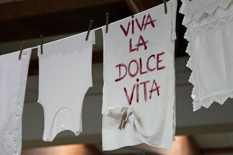 eerste keer italie - dolce vita