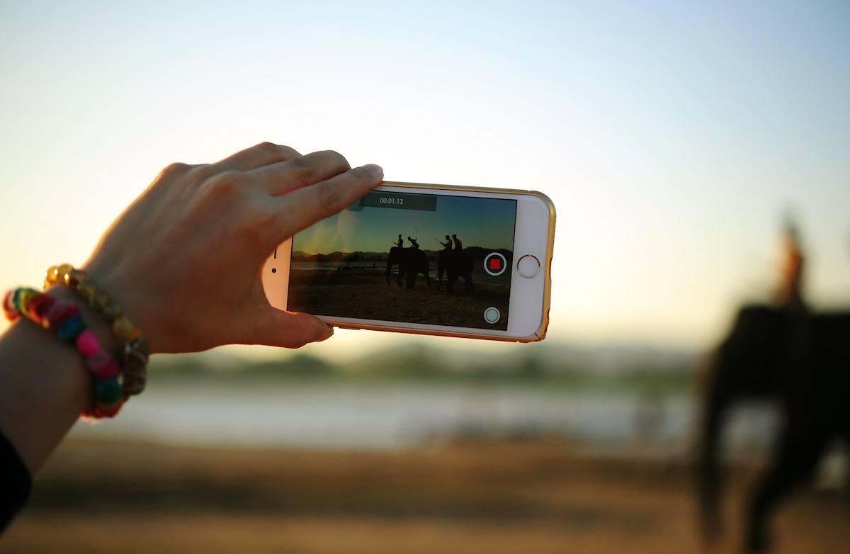 12 tips om op vakantie met je smartphone te fotograferen