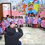 Italiaanse kinderen en school