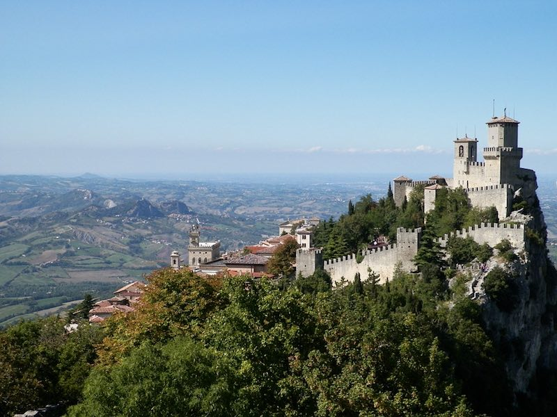 La- Guaita-Kasteel-San-Marino