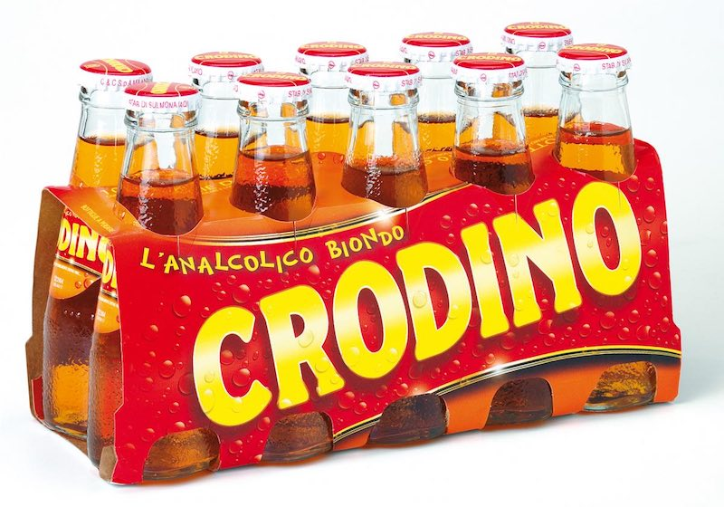Italiaanse aperitiefjes - Crodino