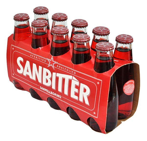 Nog een Italiaans aperitiefje: Sanbitter