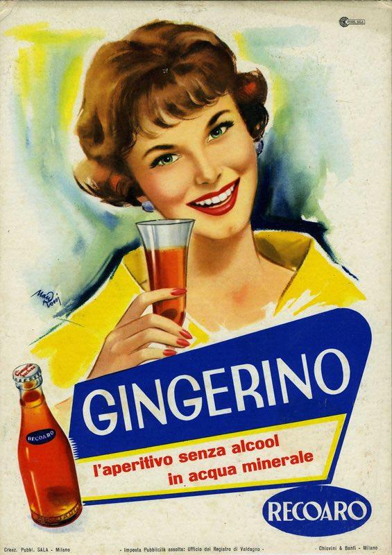 Het geheim van een alcoholvrije Aperol Spritz: Gingerino
