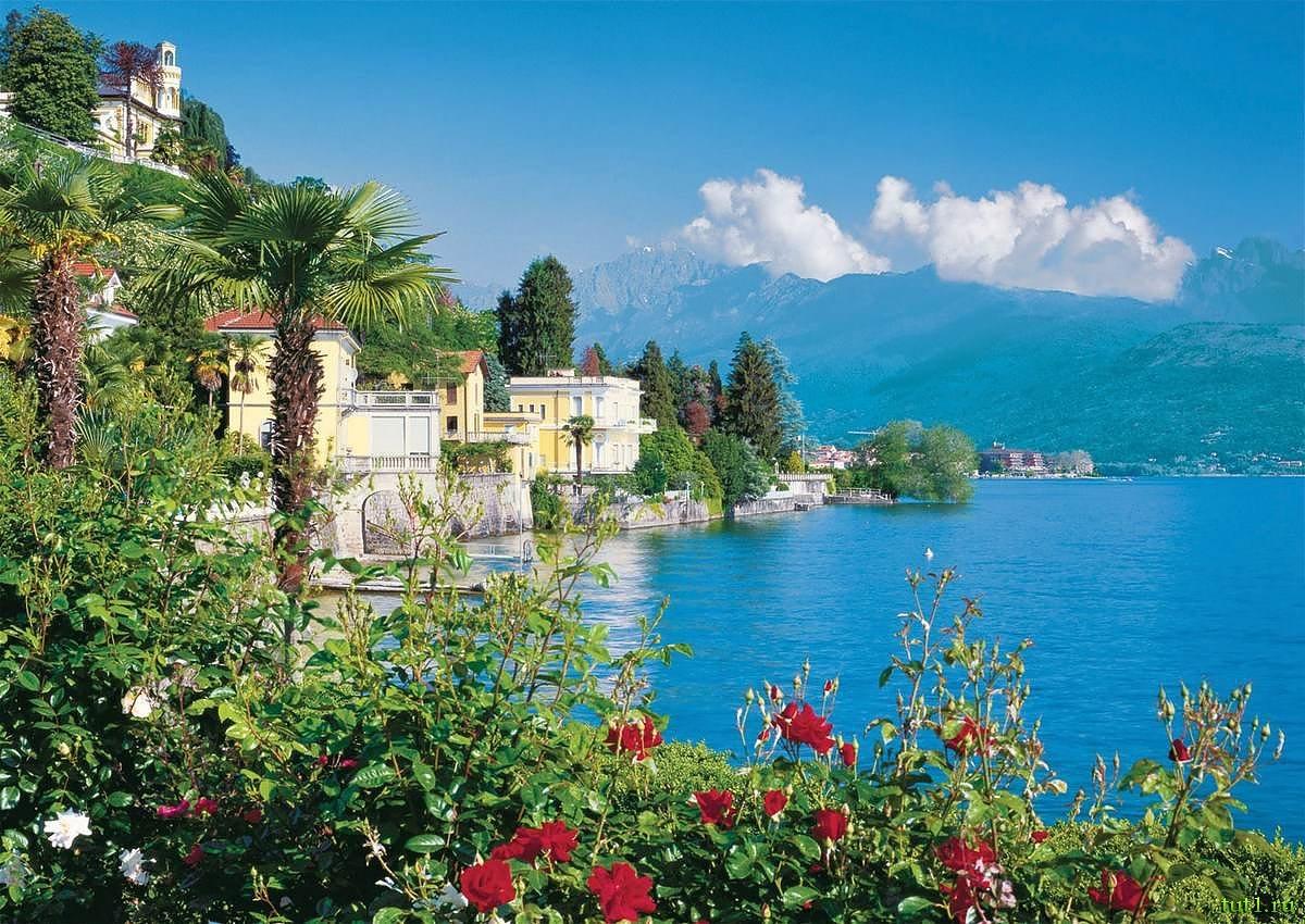 Verhuizen naar Italië Lago Maggiore