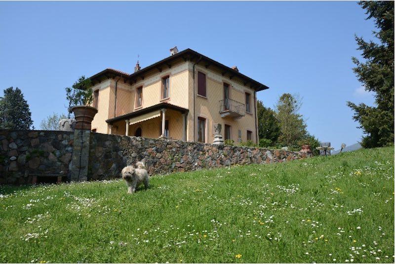 verhuizen naar Italië - ons huis in Italië