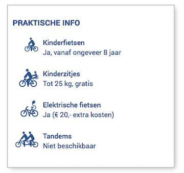 praktische info fietsen in rome