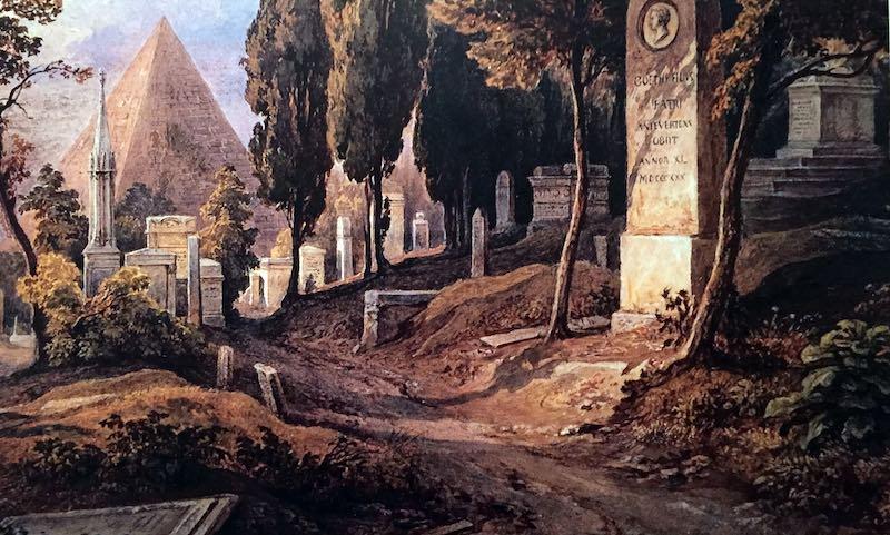 begraafplaats-voor-buitenlanders_5-prent-19de-eeuw-foto-rop-zoutberg
