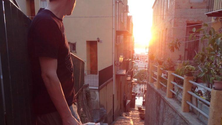 Nazomeren in Italië