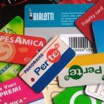 spaarkaarten in Italië