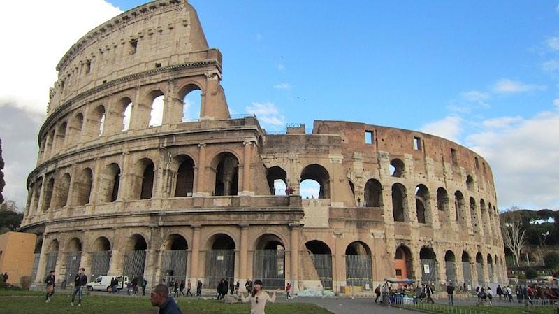 het-colosseum-rome-italie