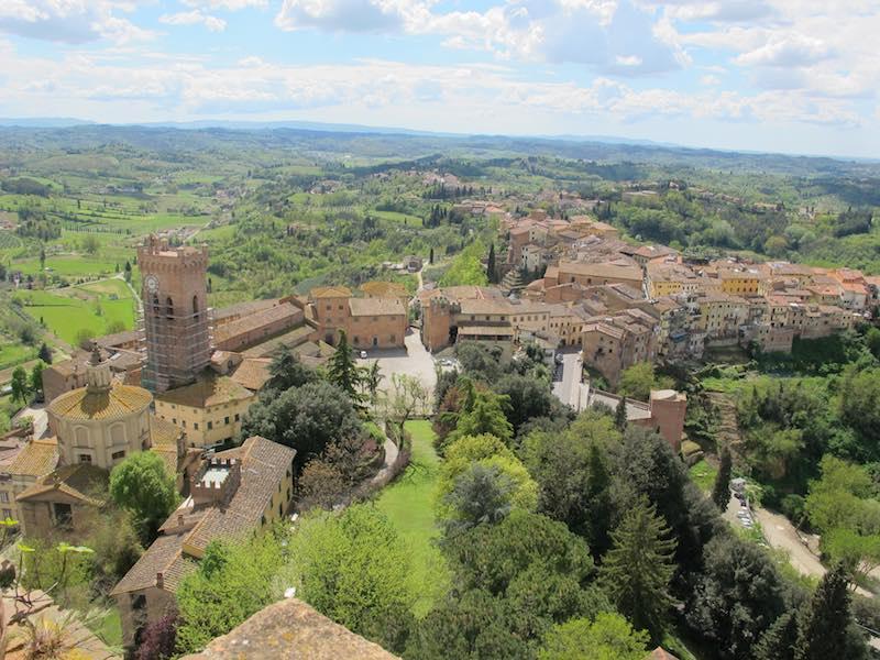 San Miniato: een van de mooiste plekken van Toscane