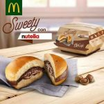 McDonald's Italië introduceert de Nutella Burger