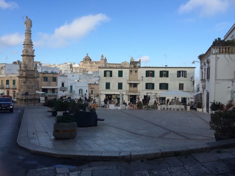 Lecce in december