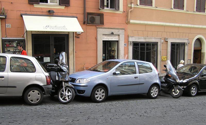 Parkeren in Italië