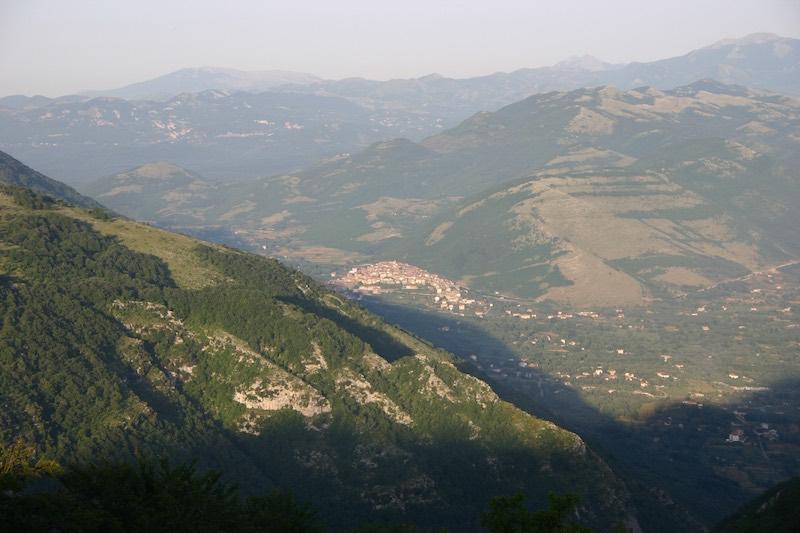 Nationaal Park Cilento, Vallo di Diano e Alburni