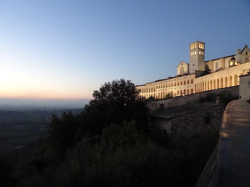 Assisi - de mooiste plekken in Umbrië