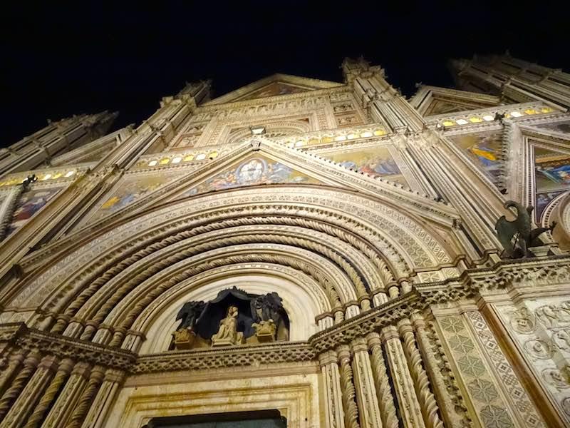 Orvieto - de mooiste plekken in Umbrië