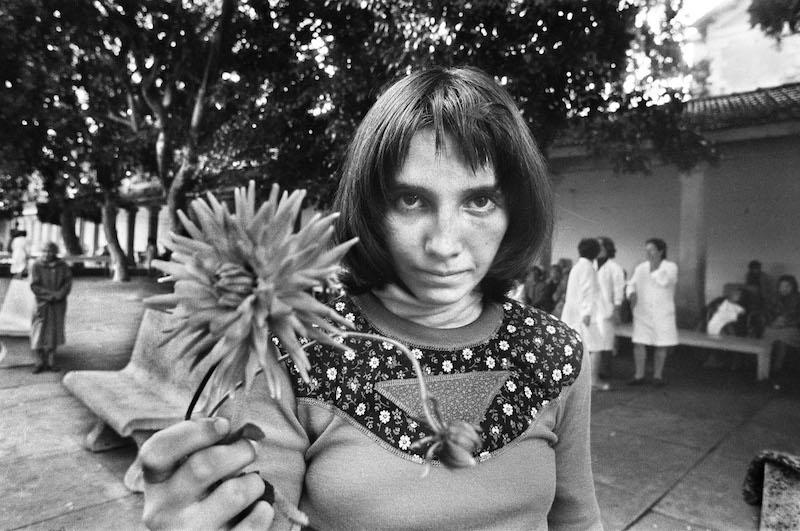 Letizia Battaglia Psychiatrisch ziekenhuis Palermo 1983