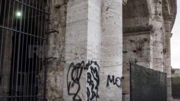 Italië vecht terug tegen monument-vandalen