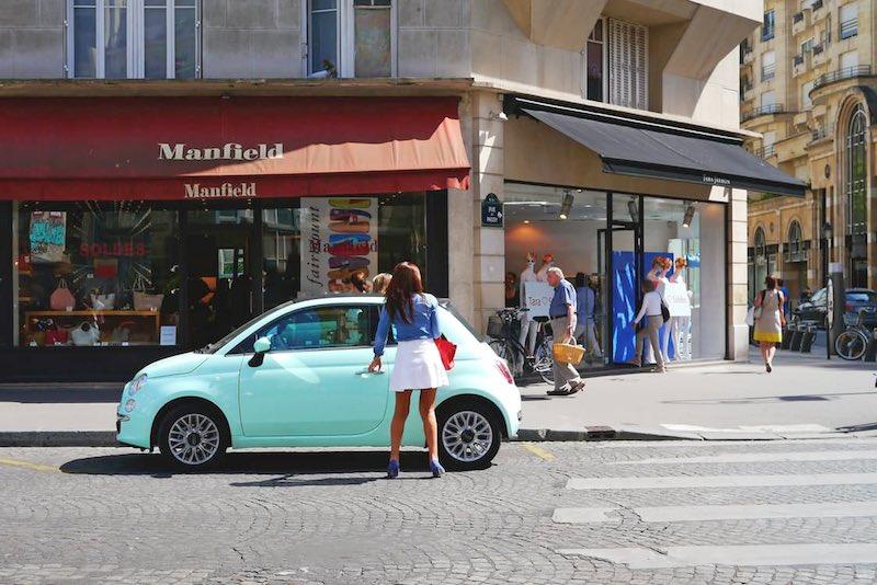 auto huren italie