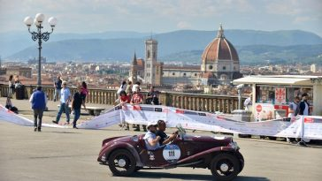 De Mille Miglia vorig jaar