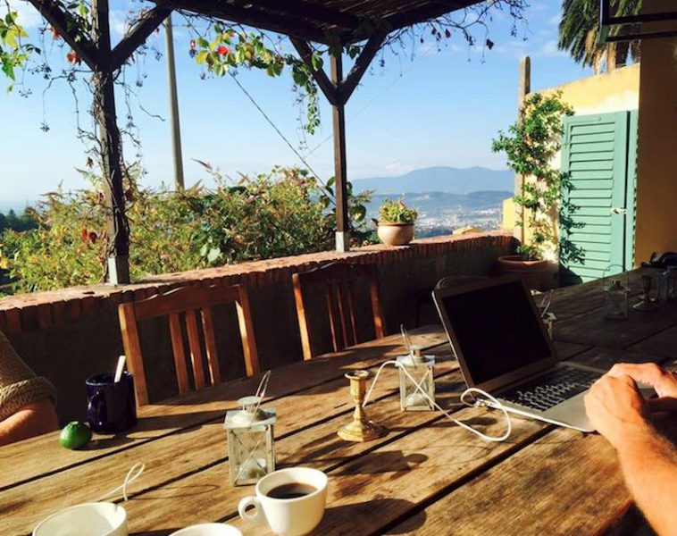 Inspirerende schrijfweek in Toscane