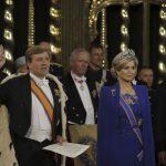 Willem Alexander en Máxima op staatsbezoek naar Italië