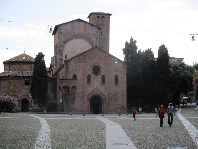 La sette Chiese - de oudste kerk van Bologna