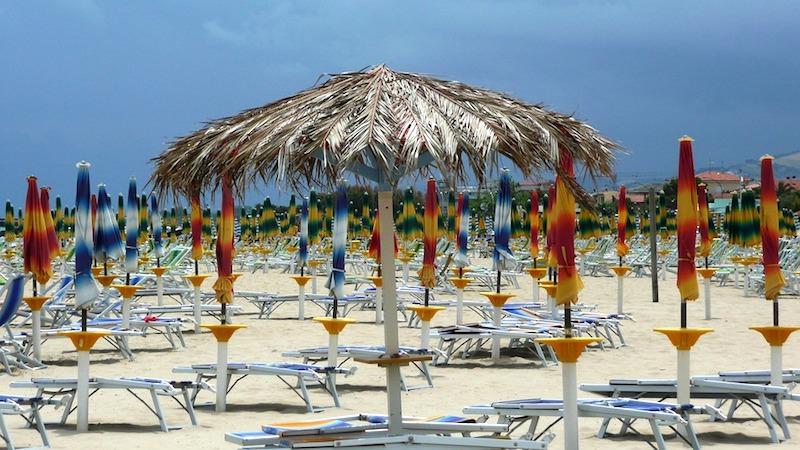 Goedkope vakantie Italië - Italiaanse stranden