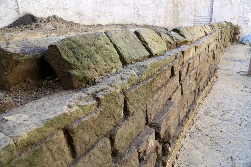 Oudste aquaduct van Rome ontdekt 1
