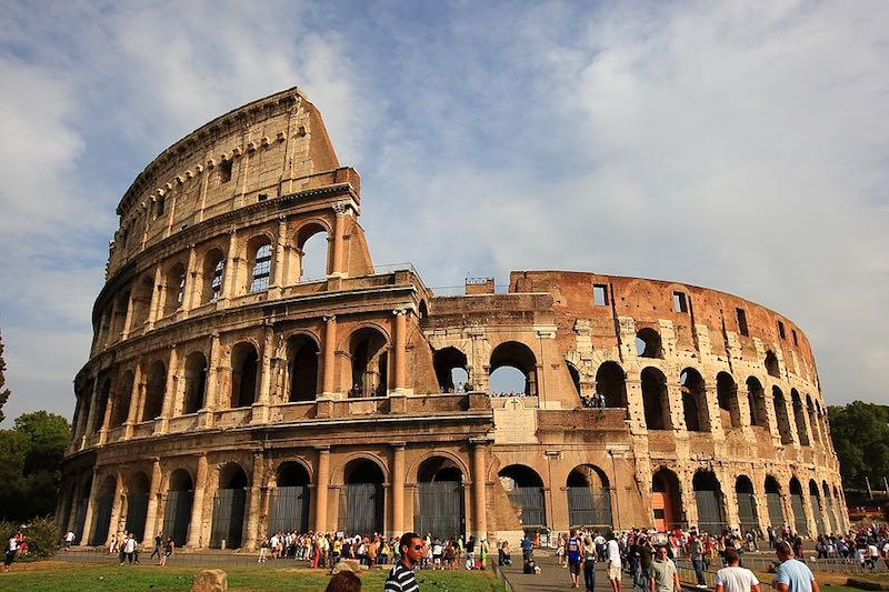 Voordelige vakantie in Italië - Rome