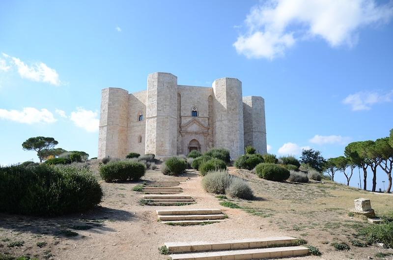 Castel del Monte Apulië