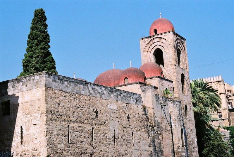 San Giovanni degli Eremiti in Palermo
