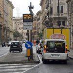 ztl varco attivo rome auto Italië