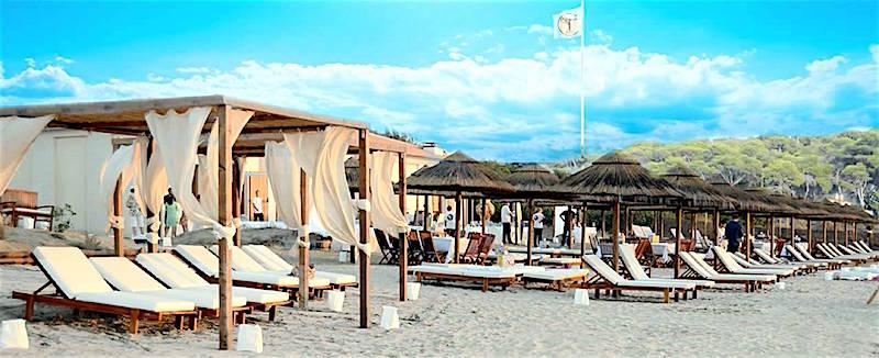 Tuscan Bay Beach is een van de goedkopere duurste stranden van Italië