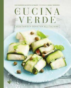 La cucina verde - Italiaans vegetarisch kookboek