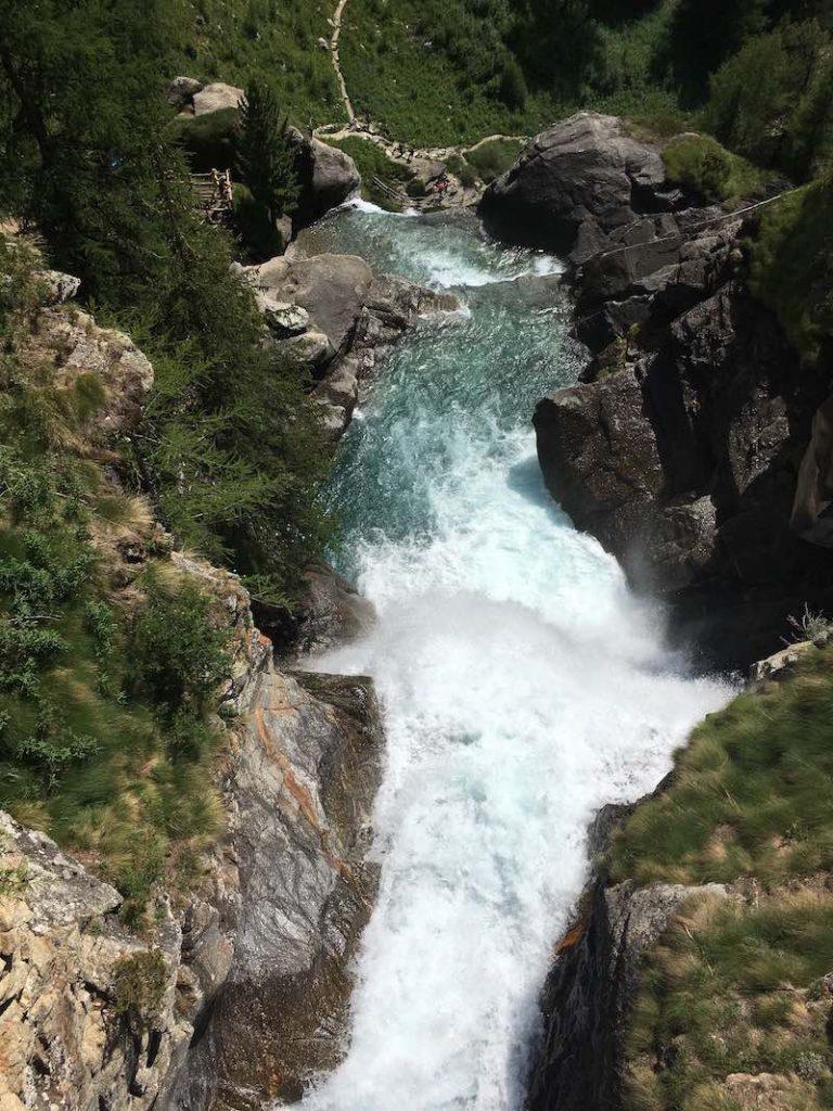 watervallen van lillaz
