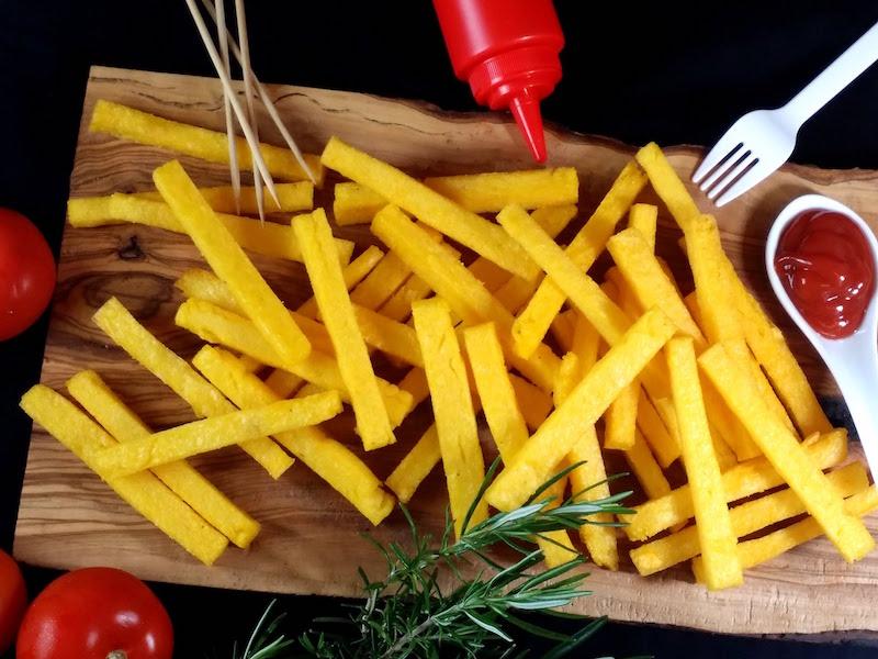 Kidsproof: polentafrietjes!