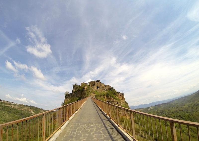 Met succes opnieuw op de kaart gezet: Civita di Bagnoregio