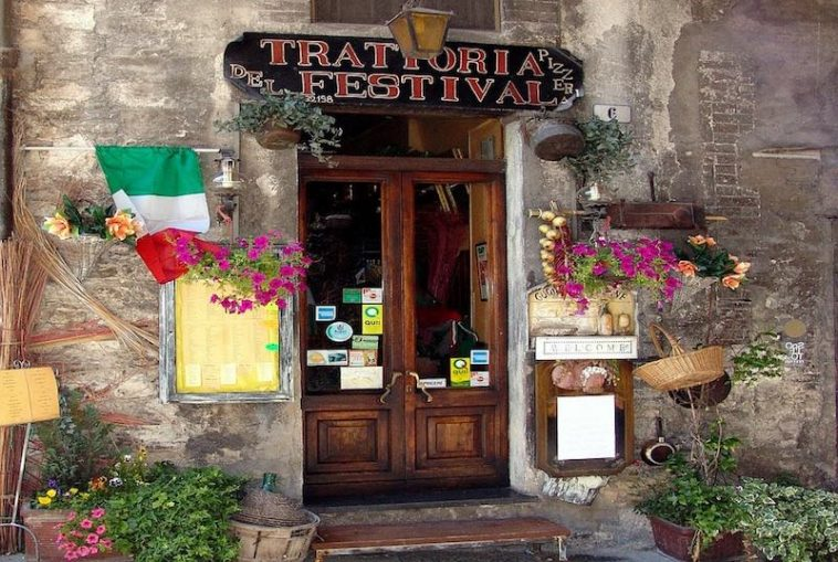 Wat eten Italianen?