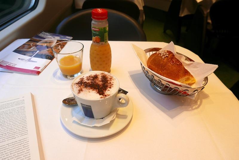 Een Italiaans ontbijt