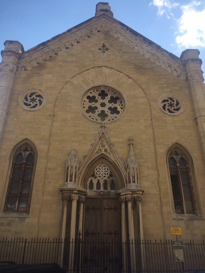 La Chiesa degli Olandesi