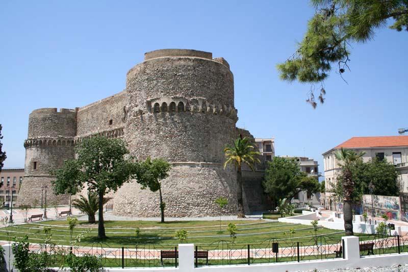 Castello Aragonese Reggio Calabria