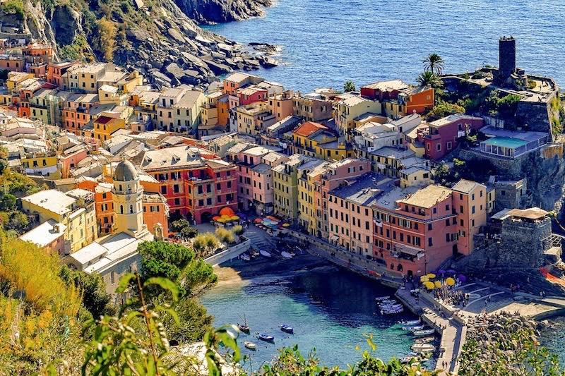 Vernazza: het mooiste dorp van de Cinque Terre