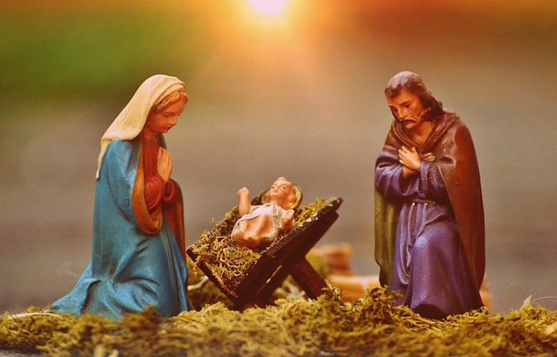 De kerststal is onmisbaar in Italië