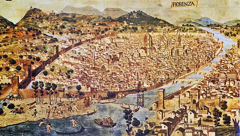 Het oude Florence