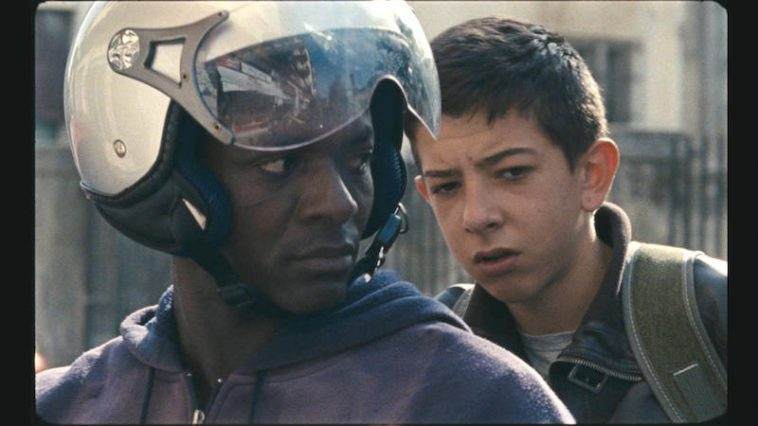 Still uit de film A ciambra