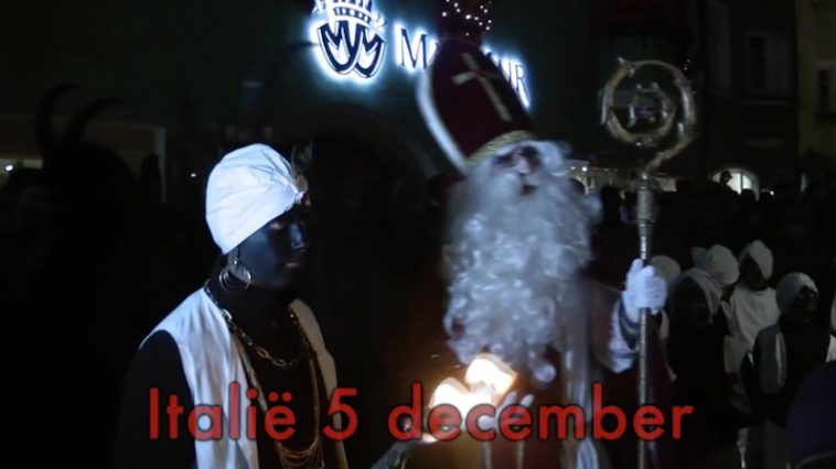 Sinterklaas in Italië